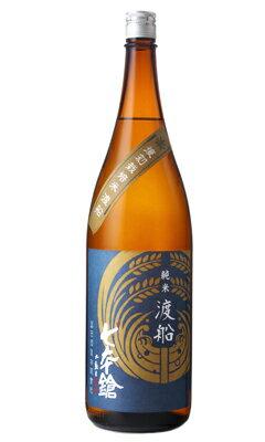 冨田酒造『七本鎗 純米酒 渡船』