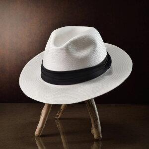 【高級パナマハット(パナマ帽)/Homero Ortega(オメロオルテガ)】CUENCA(クエンカ)≪本場エクアドル製パナマハット、本パナマ草100%の手作り中折れハット(ストローハット)メンズ/レディース≫