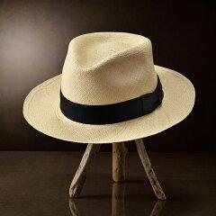【高級パナマハット(パナマ帽)/Homero Ortega(オメロオルテガ)】HISTORIA…