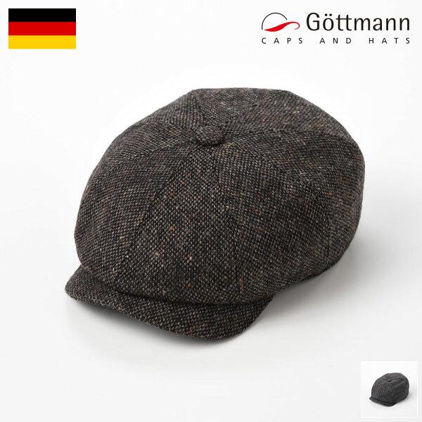 キャスケット帽メンズハリスツイード帽子ブランド秋冬大きいサイズおしゃれカラーネップ暖かいレディース紳士帽ブラックブルーグレープレ