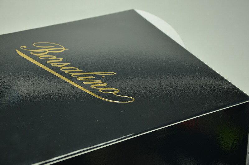 イタリア製Borsalinoボルサリーノ ファーフェルトハット MARENGOマレンゴ ネイビー 56cm~62cm 4BO-54431 Col-0411