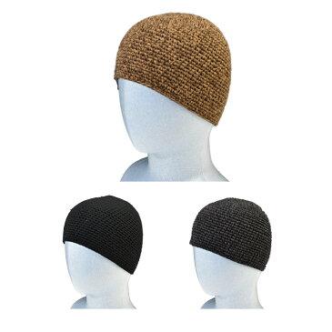 ニット帽 メンズ シニア イスラム帽 帽子 イスラムワッチ コットン ビーニー インナーキャップ 就寝用 抗がん剤副作用 脱毛 手術後用ケア帽子 医療用帽子 492−3879