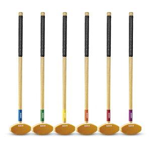 दाएं और बाएं दोनों बल्लेबाजों के लिए परिचयात्मक ग्रैंड गोल्फ क्लब [ग्राउंड गोल्फ] BH2151 परिचयात्मक क्लब / हाताची