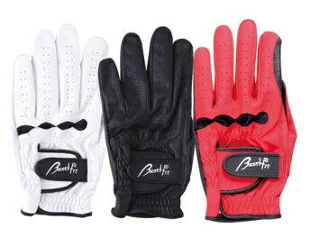 手に馴染みやすい本羊皮を使用した高級手袋[グラウンド・ゴルフ/パークゴルフ/ゲートボール]PH8041羊皮手袋/ハタチ
