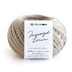 YOKOTA マーセライズドリネン ダルマ バラ1玉 毛糸 手芸 手作り 洋裁