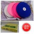 【送料無料】アクリルテープ No.22525mm巾 10m お得な1巻ヘビーユーザーにぴったりお色をお選びくださいカバンテープ カラーテープ
