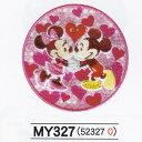 パイオニア Disneyシリーズ ワッペン 1袋1枚入 3袋セット アイロン接着 MY5501-MY327 [送料無料] Pioneer 入園 入学の名前つけに