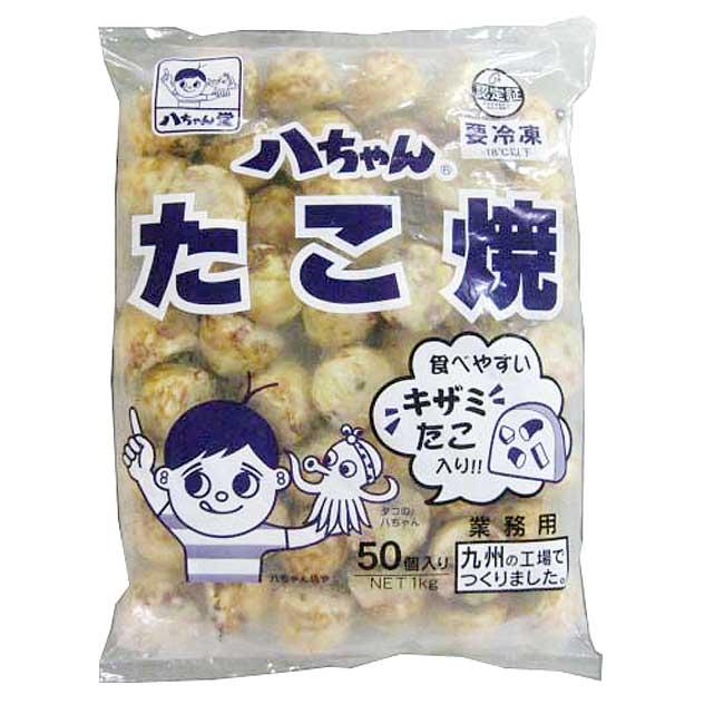 八ちゃん堂『八ちゃんたこ焼きキザミタコ入り(業務用)』