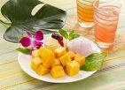 南国ベトナム産完熟マンゴー 『SEVENTEEN UP マンゴー500g(冷凍/業務用商品)』