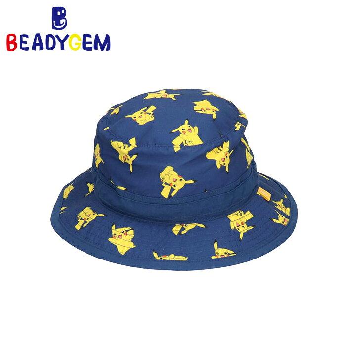 帽子, ハット 2021BEADYGEM UV90CUT UV BG PIKACHU POKEPOKE HAT