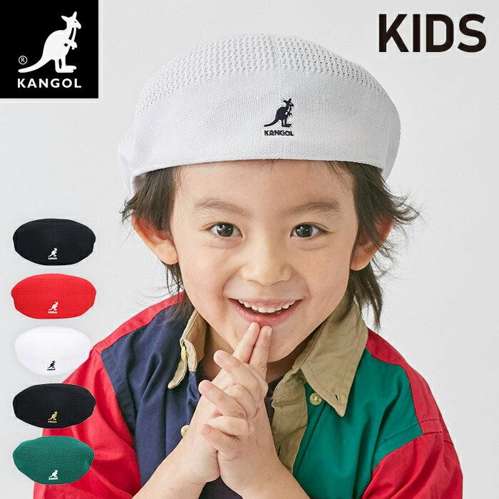 カンゴールKANGOLハンチングキッズ帽子ぼうしKidsTropic504Ventair