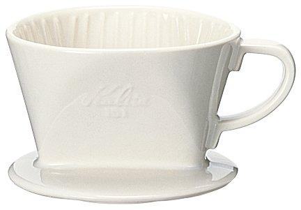 カリタ ドリッパー 白 101-ロト 1〜2人用 陶器製