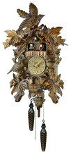 【送料無料】クォーツ式「ドイツ森の時計」カッコー時計(鳩時計)640QMT【楽ギフ_包装】