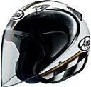【取寄品】【ジェット】【送料無料!】【Arai】【アライ】【ヘルメット】SZ-F RETRO レトロ 黒 ...