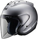 【取寄品】【ジェット】【送料無料!】【Arai】【アライ】【ヘルメット】SZ-RAM3 アルミナシルバー