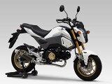 バイク用品 マフラー 4ストフルエキゾーストマフラーヨシムラ 機械曲GP-MAGNUMサイクロン SC GROM 17-19YOSHIMURA 110A-40A-5U90 取寄品