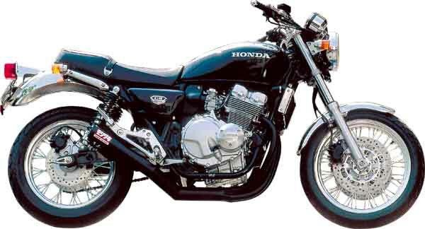 モリワキ ONE-PIECE BLACK CB400Four 97- 《モリワキエンジニアリング A100-157-2411》画像