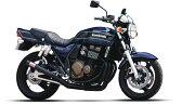 モリワキ/MORIWAKI/マフラー/【ZRX400】【98-】ONE-PIECE BLACK キャタ FULL EX【01810-40227-20】
