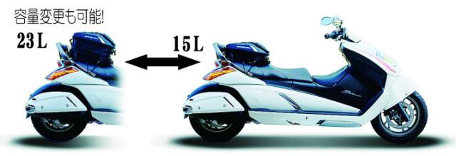 【PLOT】【プロト】【BAGSTER】バグスターシートバッグスパイダージェンマ【4899B1】