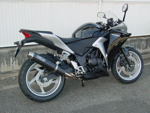 CBR250R 2011-2013年 ステンレス/カーボンモデルモデ...