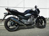【WRS】【バイク用】【ダブルアールズ】スリップオンマフラー GSR250(JBK-GJ55D)2012年〜 ステンレス/ステンレス BF3210JM【送料無料】