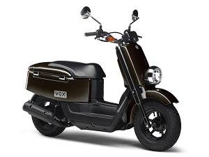 ユニークなスタイルとゆとりの収納力、クロームアクセントの上級仕様「VOX Deluxe XF50D」 2014...