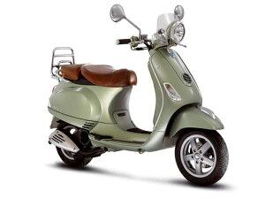 オリジナルカラー、本革シート採用。LX60コンセプトモデルの市販版LXV125ie。楽天スーパーSALE...