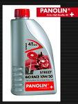 PANOLINOILパノリンオイルストリート4Tバイオレース10W/50