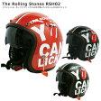 【在庫あり】【希少在庫】【特価】【DAMMTRAX】【THE ROLLING STONES JET HELMET RSH02】 ザ・ローリング・ストーンズ ジェットヘルメット RSH02