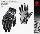 【正規品】【SCOYCO】MX49ショートツーリンググローブバイク用カーボンプロテクター【スコイコ】