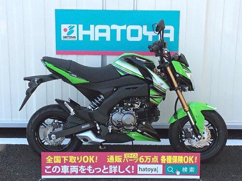 中古 カワサキ ゼット125プロ KRT KAWASAKI Z125PRO KRT