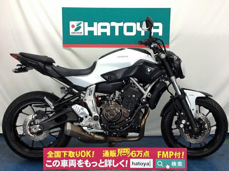 401cc~750cc, MT-07  MT-07 ABS YAMAHA MT07ABS0367u-ageo