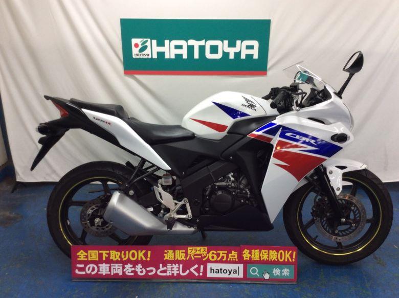 51cc~125cc, その他  CBR125R HONDA
