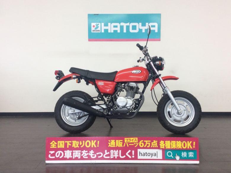 51cc~125cc, その他  Ape100 HONDAa4728u-kabe