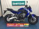 【諸費用コミコミ価格】中古 ホンダ CB650F HONDA