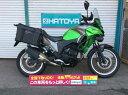 【諸費用コミコミ価格】中古 カワサキ VERSYS−X 250 ツアラ− KAWASAKI