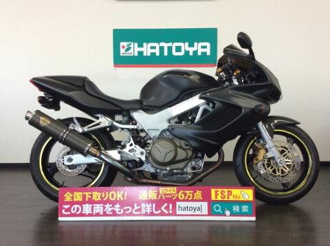 【諸費用コミコミ価格】中古 ホンダ VTR1000F HONDA