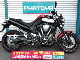 【諸費用コミコミ価格】中古 ヤマハ MT−01 YAMAHA