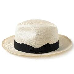 ≪SALE≫送料無料Sorbattiブンタール中折れハットMサイズ〜XLサイズイタリア製ストローハットパラブンタール高級つば広ハットつば広帽子大きいサイズメンズ男性紳士父の日お父さん春夏ソルバッティS1623帽子セール