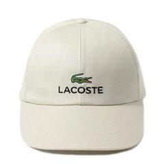 【定形外郵便可】LACOSTEラコステコットンメッシュキャップMサイズ〜Lサイズ日本製コットンキャップサイドメッシュつば長野球帽メンズ男性紳士父の日お父さんギフトプレゼントオールシーズン春夏秋メール便L1001帽子