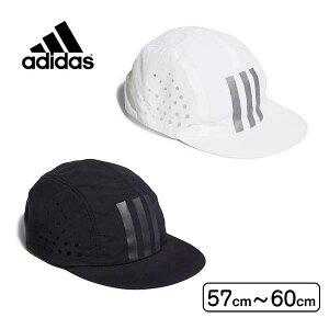 adidas アディゼロ ライトキャップ M〜XLサイズ ランニングキャップ 軽量 紫外線対策 UVケア 日よけ メンズ 男性 レディース 女性 男女兼用 春夏秋 アディダス FYP18 LIGHTCAP 帽子 メール便可