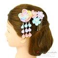 【成人式の髪飾り】華やかな和装振袖に似合う、おしゃれな髪飾りは?