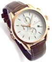 ポイント最大25倍 メンズ 腕時計 クロノグラフ OSTUH...