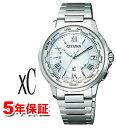 クロスシー シチズン エコドライブ ソーラー 腕時計 XC CITIZEN CB1020-54A ハッピーフライト 電波時計 レディース メンズ 男女兼用 クーポン クーポン対象 クーポン利用で 最大2000円OFF
