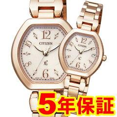 ※ポイント10倍!! 【送料無料】 シチズン クロスシー CITIZEN xC レディース腕時計 ES8052-55A...
