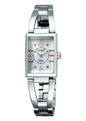 シチズン ウィッカ ソーラーテック wicca レディース ソーラー 腕時計 NA15-1561B