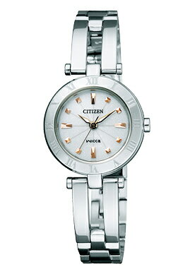 シチズン ウィッカ ソーラーテック wicca レディース ソーラー 腕時計 NA15-1572C