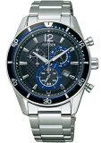 シチズン エコドライブ クロノグラフ 腕時計 メンズ VO10-6741F イベント キャンペーン クーポン対象