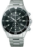 シチズン エコドライブ クロノグラフ 腕時計 メンズ VO10-6771F 楽天お買い物マラソン クーポン券