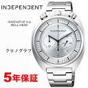 [表示から2000円off][スーパーセールクーポン] インディペンデント シチズン メンズ 腕時計 ツノクロノ ...
